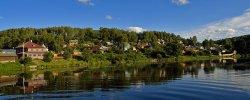 Волга Река Фото